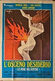 Obscene Desire Poster