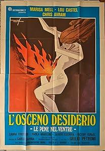 L'osceno desiderio Italy