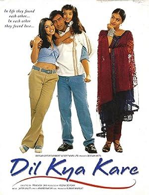 Chandrachur Singh Dil Kya Kare Movie