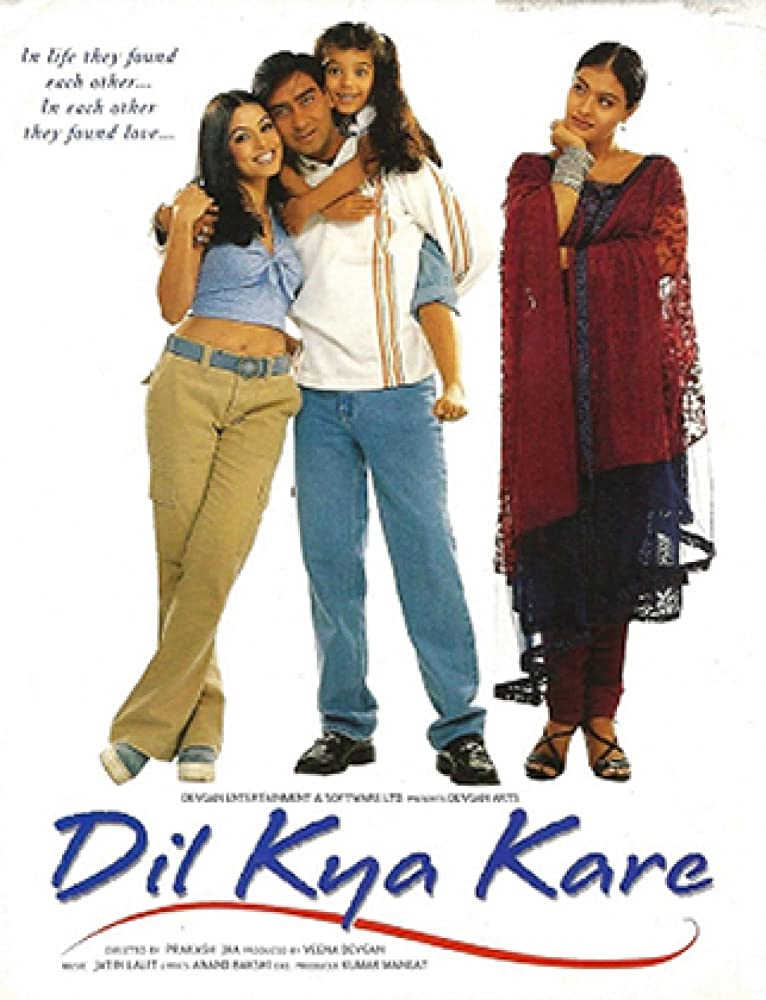 Dil Kya Kare 1999 Hindi Movie AMZN WebRip 400mb 480p 1.3GB 720p 4GB 1080p