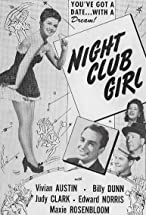 Primary image for Night Club Girl