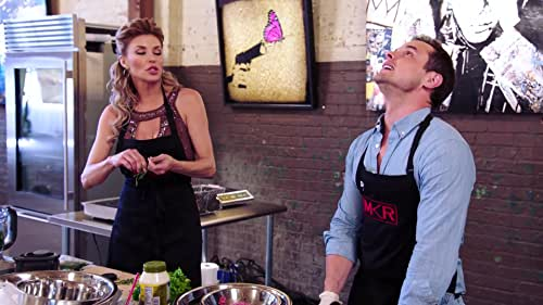 My Kitchen Rules: Andrew Dice Clay Comments On Brandi And Dean's Argument