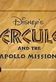 Hercules and the Apollo Mission Poster
