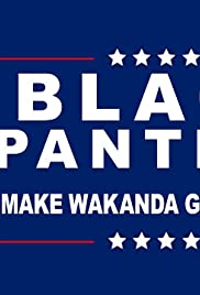Making Wakanda Great Again Poster