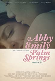Abby & Emily Go to Palm Springs Poster