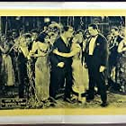 Margaret Campbell, Edward Hearn, Arthur Hoyt, Laura La Plante, Philo McCullough, Rolfe Sedan, and Eve Southern in The Dangerous Blonde (1924)