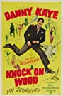 Knock on Wood (1954) Poster