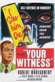 Your Witness (1950)