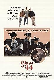 Class of '44(1973) Poster - Movie Forum, Cast, Reviews