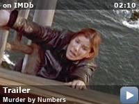 With you Murder by numbers sex scene quite