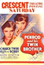 Penrod and His Twin Brother (1938) Poster