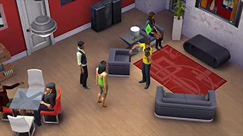 Sims 4: Creating Your Sim