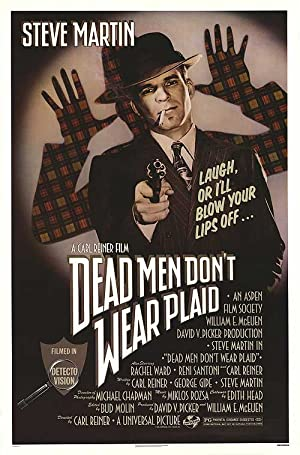 Dead Men Don't Wear Plaid Poster Image