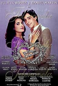 Daniel Martin and Julieta Rosen in Un solo corazón (1983)