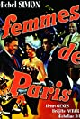 Women of Paris (1953) Poster