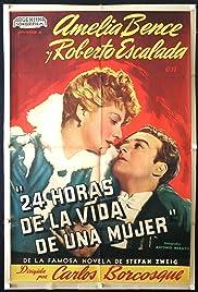 24 horas en la vida de una mujer Poster
