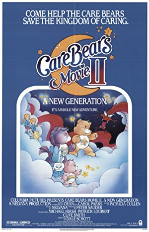 Care Bears Movie II: A New Generation Poster Image