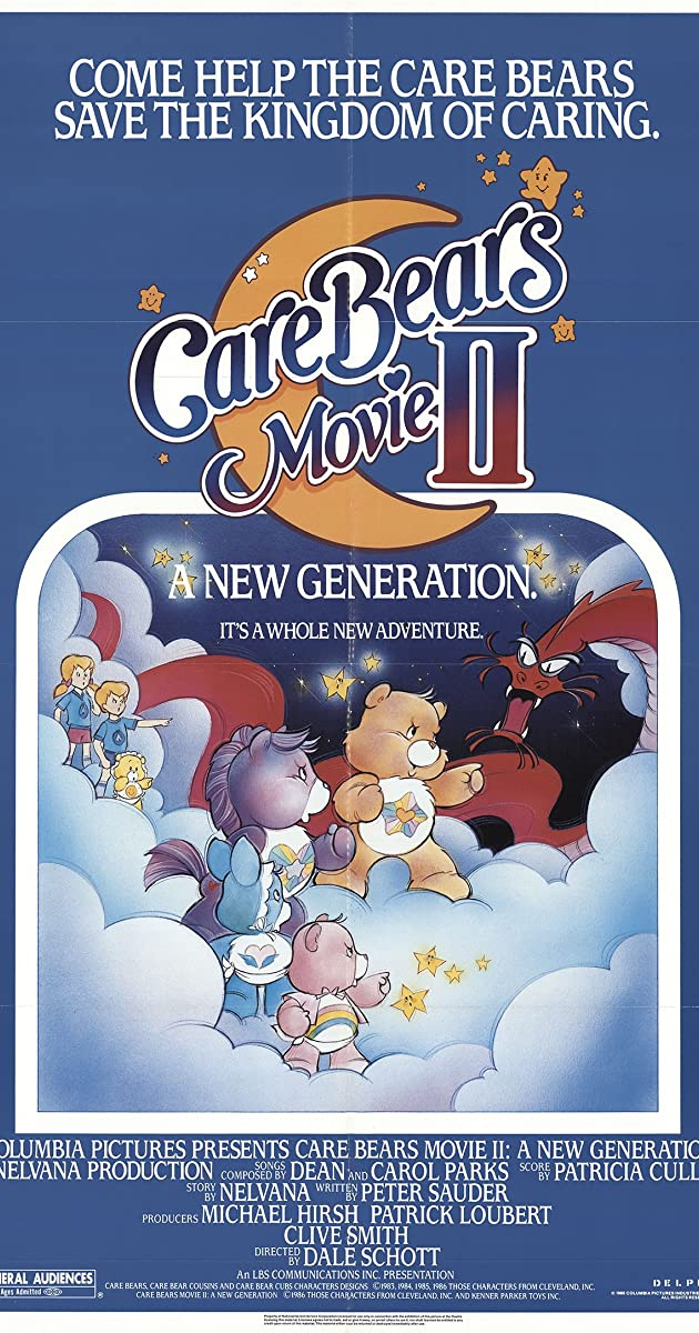 Care Bears Movie II: A New Generation (1986) Subtitles