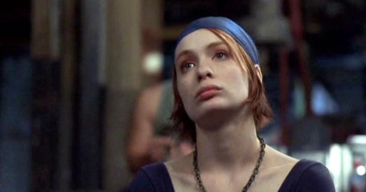 Felicia Day in Bring It On: Again (2004)