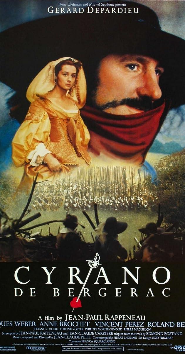 Subtitle of Cyrano de Bergerac