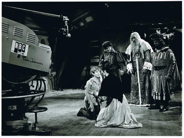 Kirk Jordan in Matinee Theater (1955)