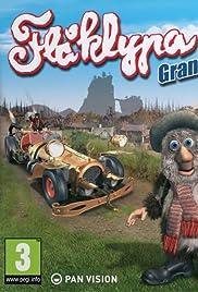 Flåklypa Grand Prix Poster