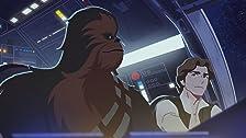 Chewbacca - The Trusty Co-Pilot