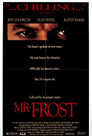 Mister Frost Poster