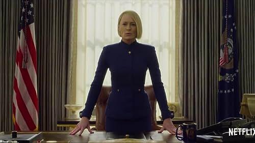 """House of Cards"": Final Season Trailer"