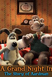A Grand Night In: The Story of Aardman Poster