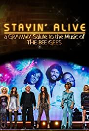 Stayin' Alive: A Grammy Salute to the Music of the Bee Gees Poster