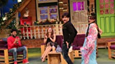 Himesh and Lulia in Kapil's Show