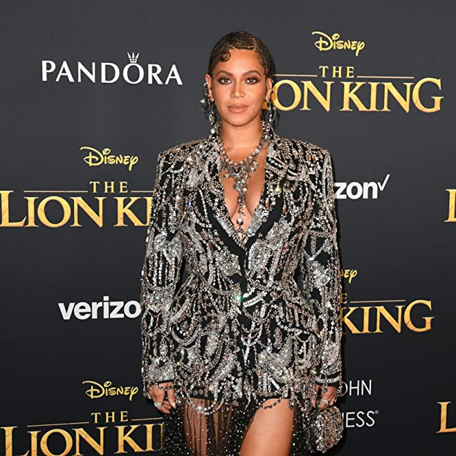 Beyoncé at an event for The Lion King (2019)