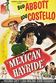 Mexican Hayride Poster