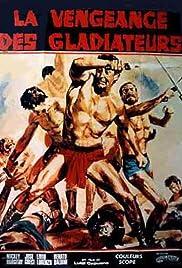La vendetta dei gladiatori Poster