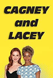 Cagney and Lacey Poster