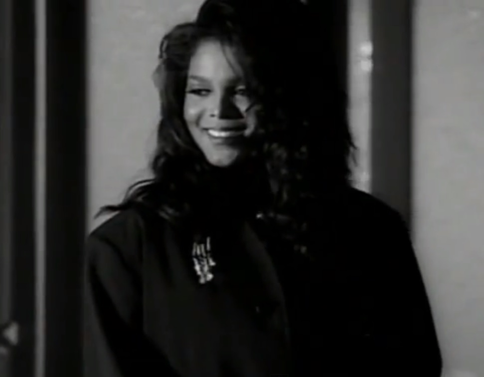 Janet Jackson: Miss You Much (1989)