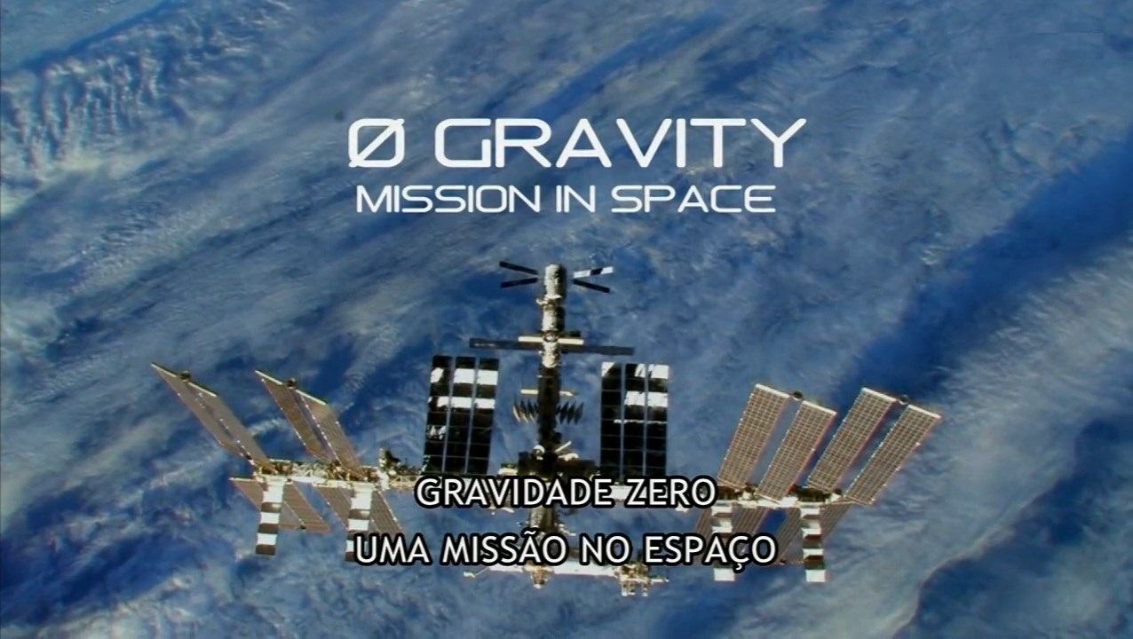 Zero Gravity: Mission in Space (2015)