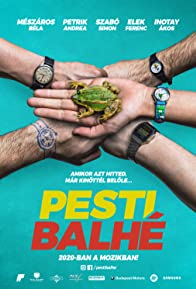Primary photo for Pesti balhé
