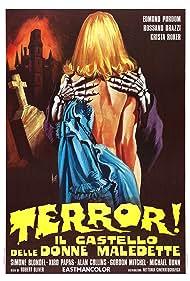 Terror! Il castello delle donne maledette Poster - Movie Forum, Cast, Reviews
