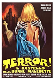 Terror! Il castello delle donne maledette (1974) with English Subtitles on DVD on DVD