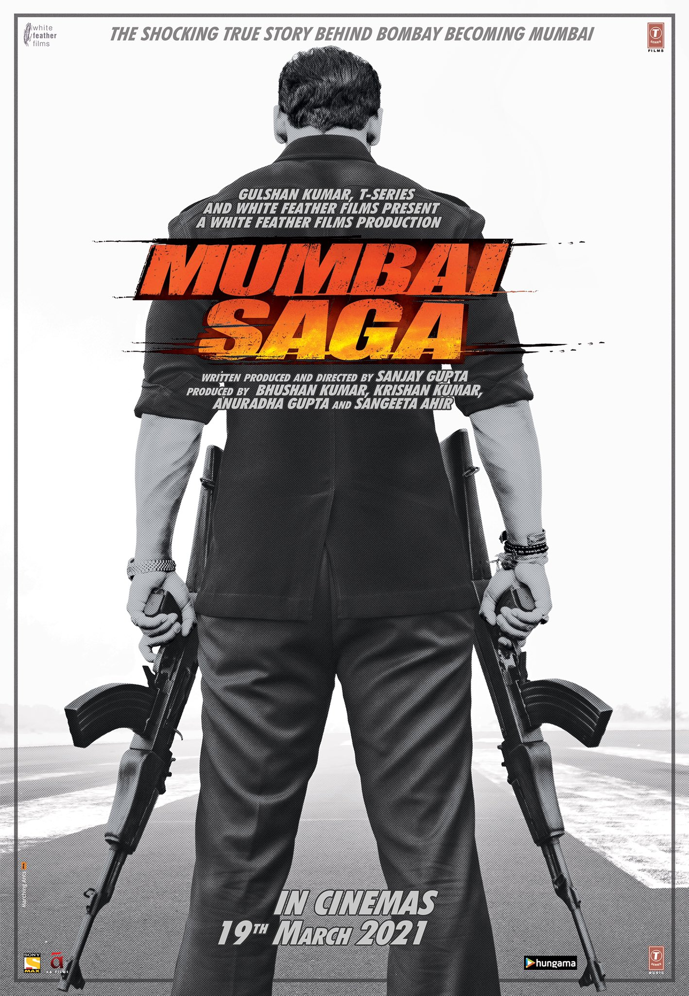 Mumbai Saga 2021 Hindi Official Teaser 1080p HDRip 15MB Download