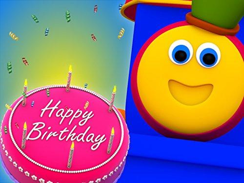 Bob the train -Happy birthday song (2015)