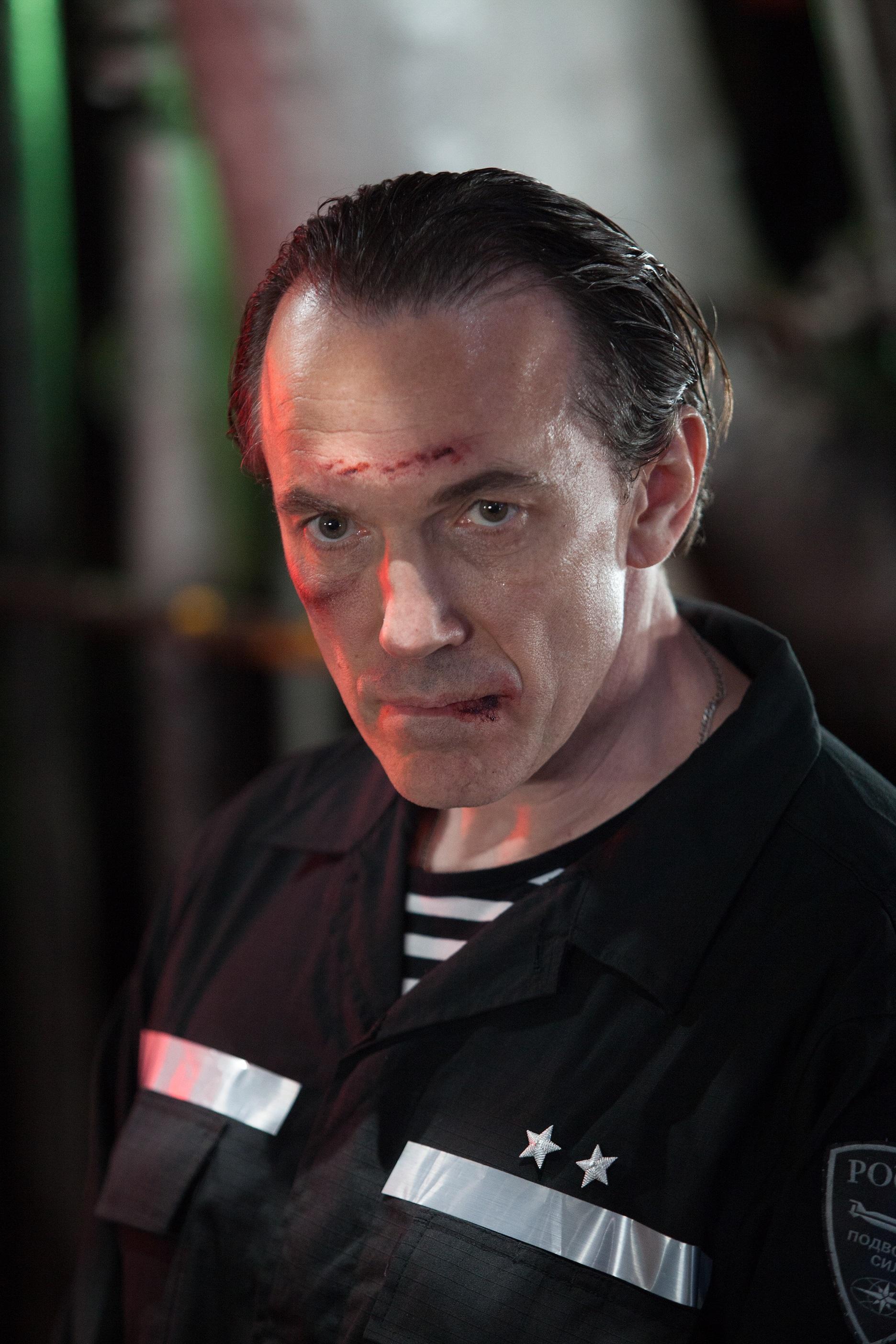 Ego Mikitas in Megalodon (2018)