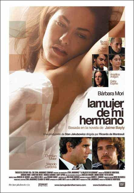 18+ La mujer de mi hermano (2005) UNCUT 720p WEB-DL  Dual Audio Hindi+ Spanish