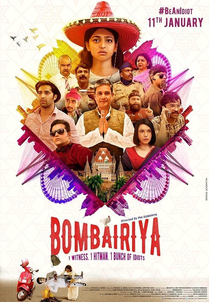 Bombairiya 2019 Hindi Full Movie Torrent 720p DVDScr Mkv Download