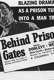 Brian Donlevy in Behind Prison Gates (1939)