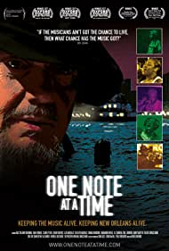 Dr. John, Kermit Ruffins, Wardell Quezergue, Damien Neville, and Felice Guimont in One Note at a Time (2016)