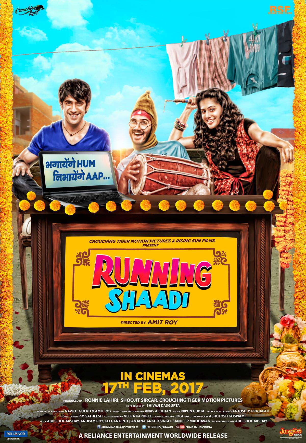Running Shaadi (2017) - IMDb