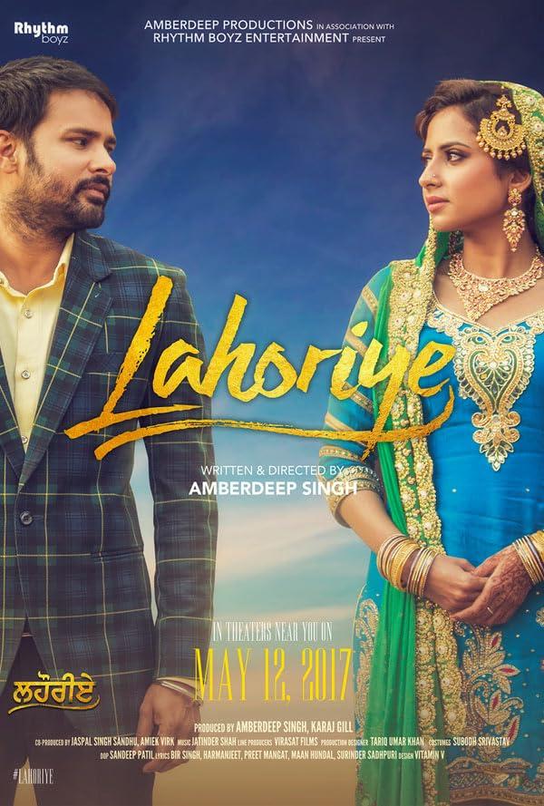 Lahoriye 2017  Punjabi 720p HEVC HDRip x265 AAC Full Punjabi Movie [700MB]